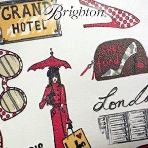 Brighton Bags - Brighton Jewelry Roll Fashionista Collection (NWT)